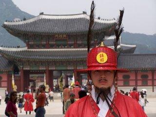Palais royal de Gyeongbokgung